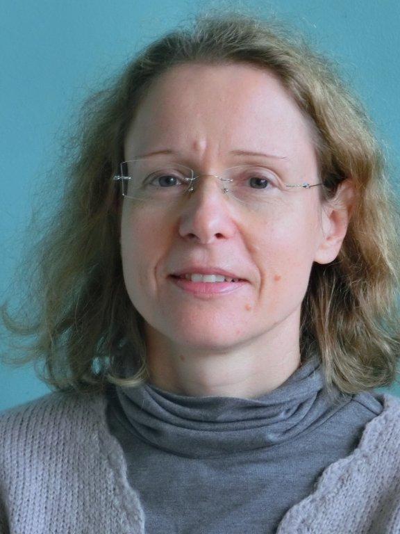 Frau Uta Schrepfer, Lehrerin